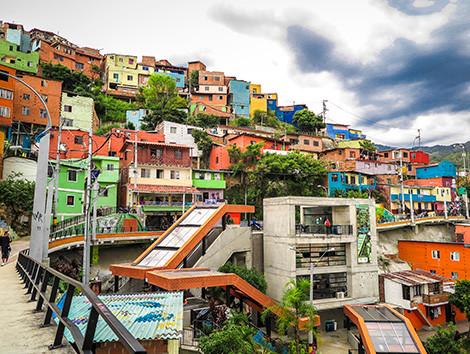 Tour de Graffiti en Medellín