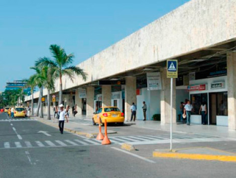 Cartagena Airport