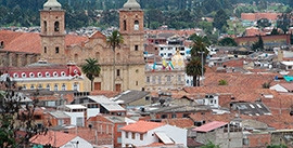 Zipaquira Salt Cathedral and Guatavita Lake Tour