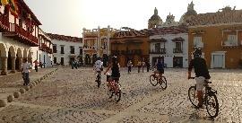 Tour de Bicicleta em Cartagena