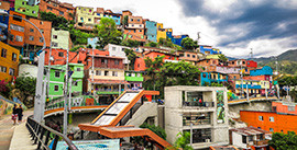 Tour de Grafitti em Medellín